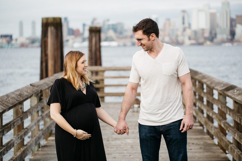 seattle maternity session by jenny gg