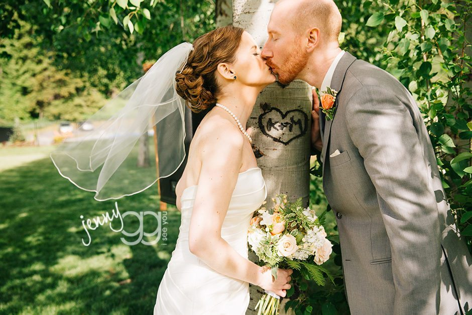 mountain springs lodge wedding by jenny gg