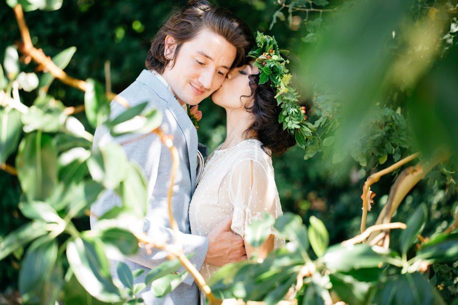 magnolia wedding by jenny gg